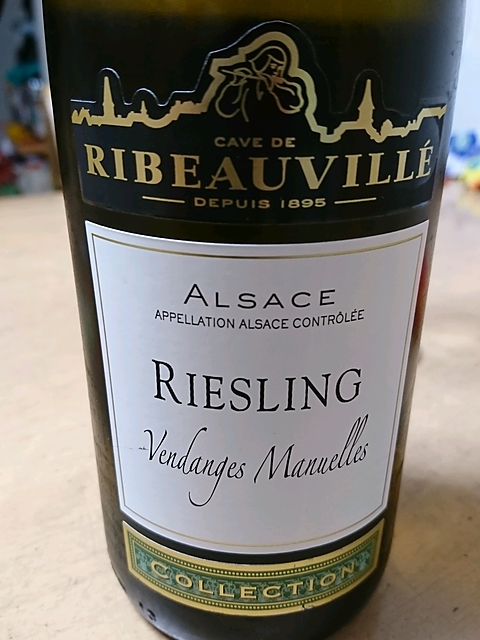 Cave de Ribeauvillé Riesling Collection