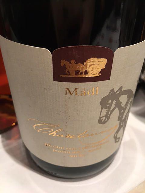Mádl Chardonnay