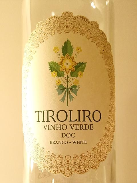 Tiroliro Vinho Verde Branco(ティロリロ ヴィーニョ・ヴェルデ ブランコ)