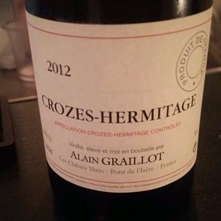 Dom. Alain Graillot Crozes Hermitage Blanc