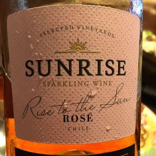 Sunrise Sparkling Rosé(サンライズ スパークリング・ロゼ)