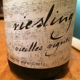 Gérard Metz Riesling Vieilles Vignes