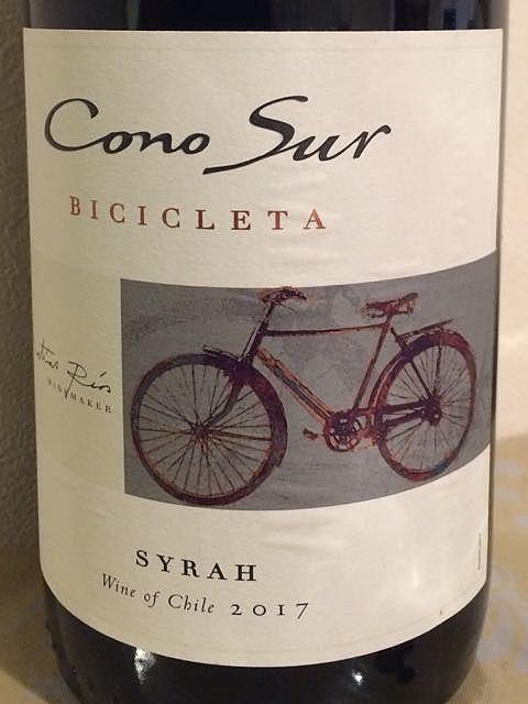 Cono Sur Bicicleta Syrah