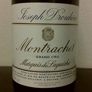 Joseph Drouhin Montrachet Grand Cru Marquis de Laguiche