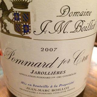 Dom. J. M. Boillot Pommard 1er Cru Jarollières