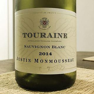 Justin Monmousseau Touraine Sauvignon Blanc