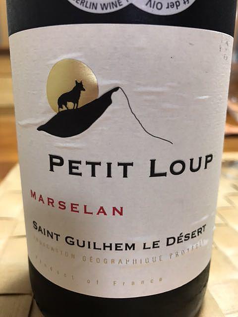 Petit Loup Marselan(プティ・ルウ マルセラン)