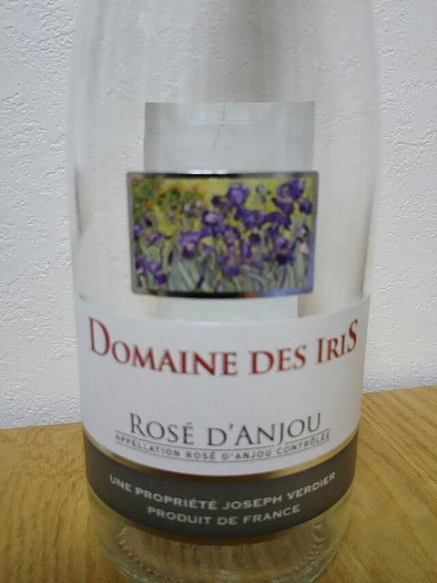 Dom. des Iris Rosé d'Anjou