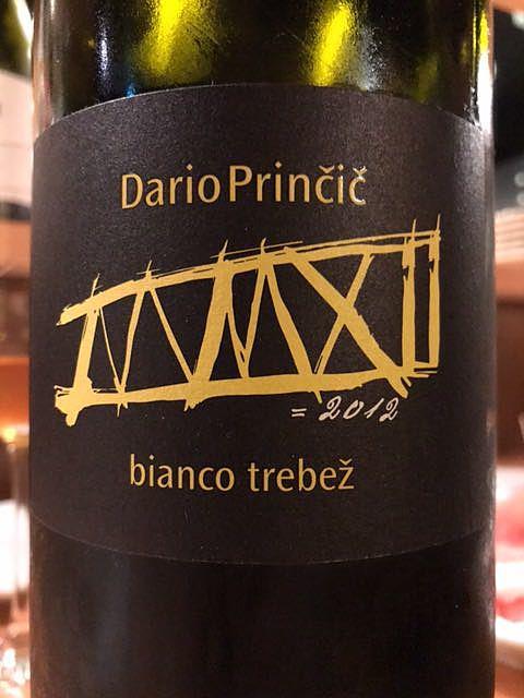 Dario Princic Bianco Trebez Selezione Nuova(ダリオ・プリンチッチ ビアンコ トレベツ セレツィオーネ ヌオーヴァ)