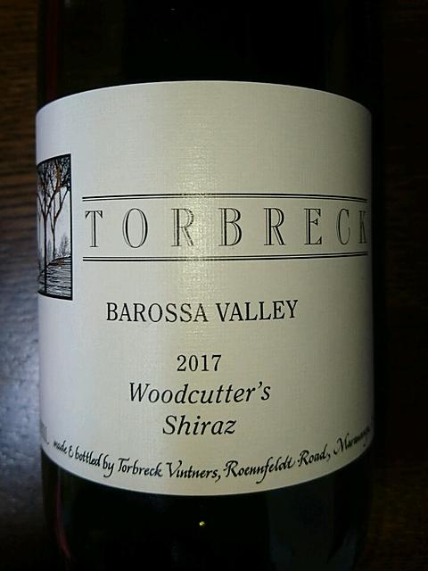 Torbreck Woodcutter's Shiraz