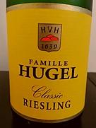 ヒューゲル クラシック リースリング(2015)