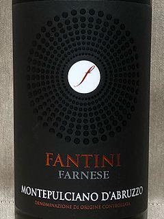Fantini Montepulciano d'Abruzzo(ファンティーニ モンテプルチャーノ・ダブルッツォ)