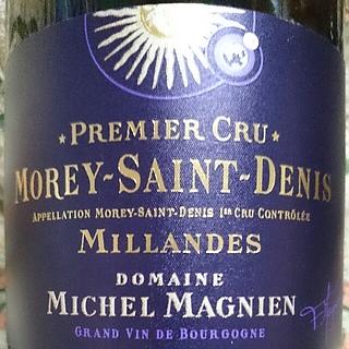 Dom. Michel Magnien Morey Saint Denis 1er Cru Millandes(ドメーヌ・ミシェル・マニャン モレ・サン・ドニ プルミエ・クリュ ミランド)