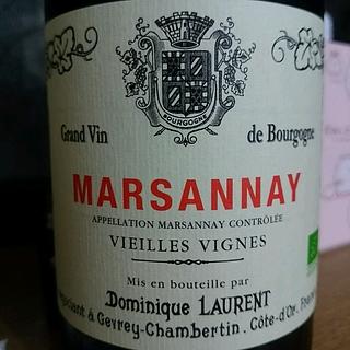 Dominique Laurent Marsannay Rouge Vieilles Vignes
