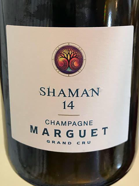 Champagne Marguet Shaman