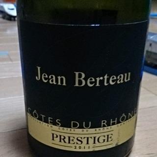 Jean Berteau Côtes du Rhône Prestige Blanc