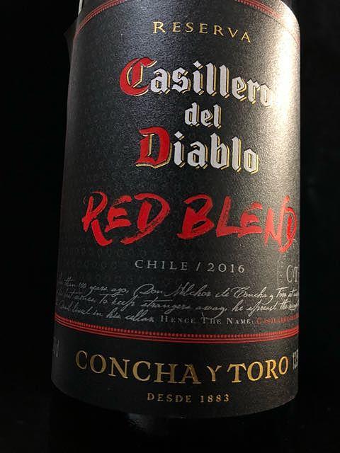 Casillero del Diablo Red Blend Reserva