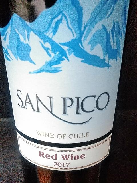 San Pico Red(サン・ピコ レッド)