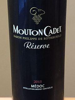 Mouton Cadet Réserve Médoc