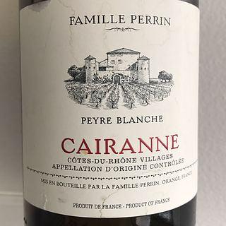 Famille Perrin Cairanne Peyre Blanche