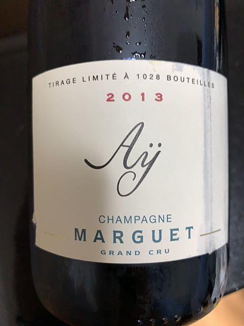 Champagne Marguet Aÿ Grand Cru
