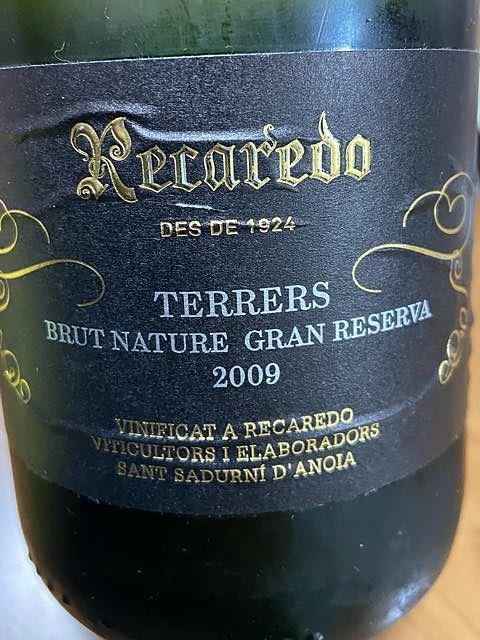 Recaredo Terrers 2009(レカレド テレルス)