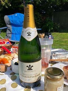 Highgrove Cuvée Champagne Blanc