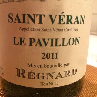 Régnard Saint Véran Le Pavillon