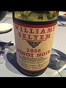 ウィリアムズ・セリエム ピノ・ノワール リットン・エステート・ヴィンヤード(2008)