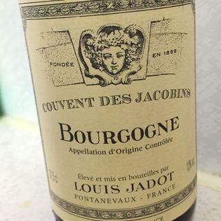 Louis Jadot Bourgogne Couvent des Jacobins Rouge(ルイ・ジャド ブルゴーニュ クーヴァン・デ・ジャコバン ルージュ)