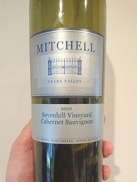 Mitchell Sevenhill Vineyard Cabernet Sauvignon(ミッチェル セヴンヒル・ヴィンヤード カベルネ・ソーヴィニヨン)