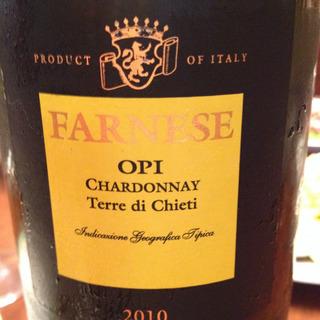 Fantini (Farnese) Opi Chardonnay Terre di Chieti