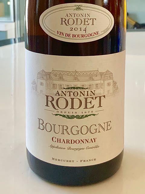 Antonin Rodet Bourgogne Chardonnay