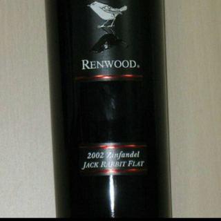 Renwood Jack Rabbit Flat Zinfandel