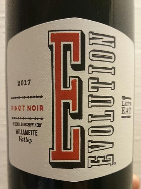 Evolution Pinot Noir