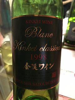 Kinkei Wine Kinkei Classical Blanc(キンケイ・ワイン キンケイ・クラシカル ブラン)