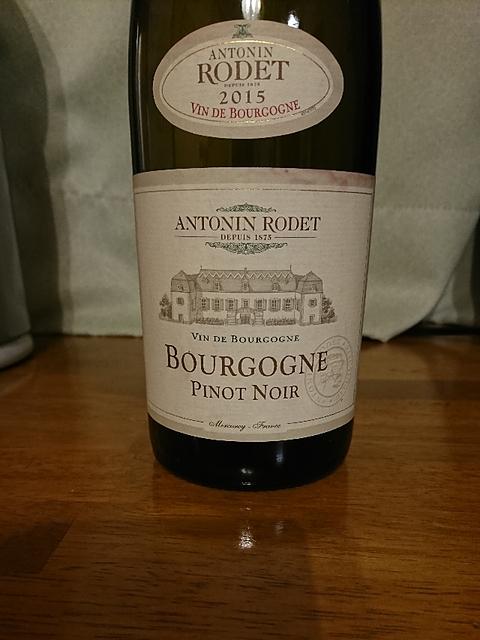 Antonin Rodet Bourgogne Hautes Côtes de Nuits Blanc