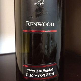 Renwood D'Agostini Bros Zinfandel