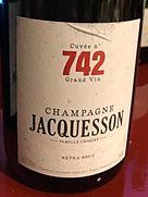 ジャクソン キュヴェ742