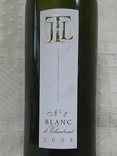 Blanc de Valandraud n°2