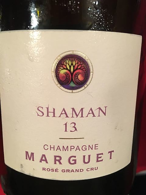 Champagne Marguet Shaman Rosé