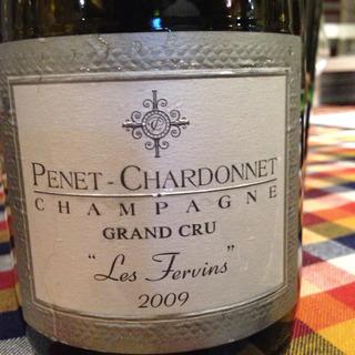 Penet Chardonnet Grand Cru Les Fervins Extra Brut