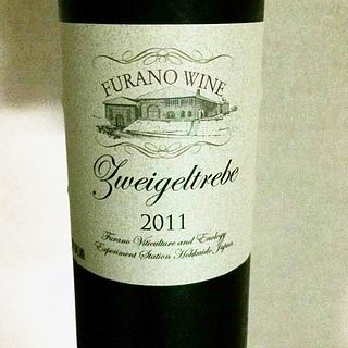Furano Wine Zweigeltrebe(フラノ・ワイン ツヴァイゲルトレーベ)