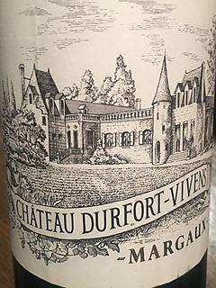 Ch. Durfort Vivens