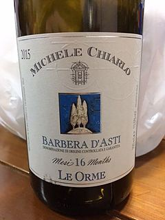 Michele Chiarlo Barbera d'Asti Le Orme 16 Mesi