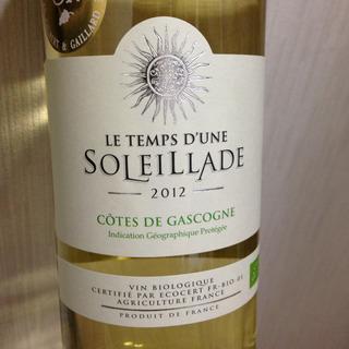 Soleillade Côtes de Gascogne Blanc