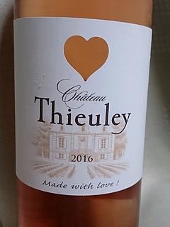 Ch. Thieuley Bordeaux Rosé