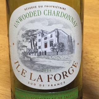 La Forge Estate (Ile La Forge) Unwooded Chardonnay