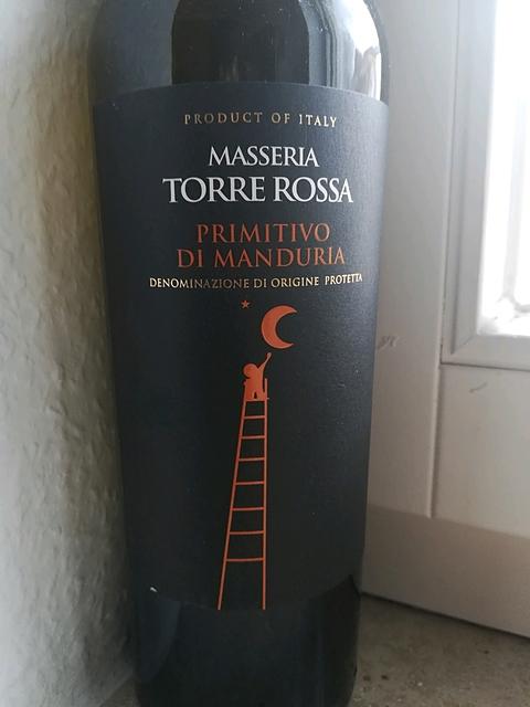 Masseria Torre Rossa Primitivo di Manduria