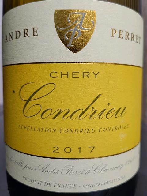 André Perret Condrieu Chery